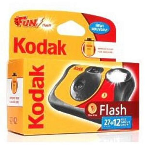 Fotoaparát Kodak SUC Fun Flash 27+12exp