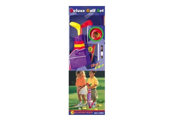 Hrací set G21 Golf Deluxe