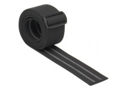 "Popruh Domke 1.5"" WEB STRAP W/SWIVEL Black"